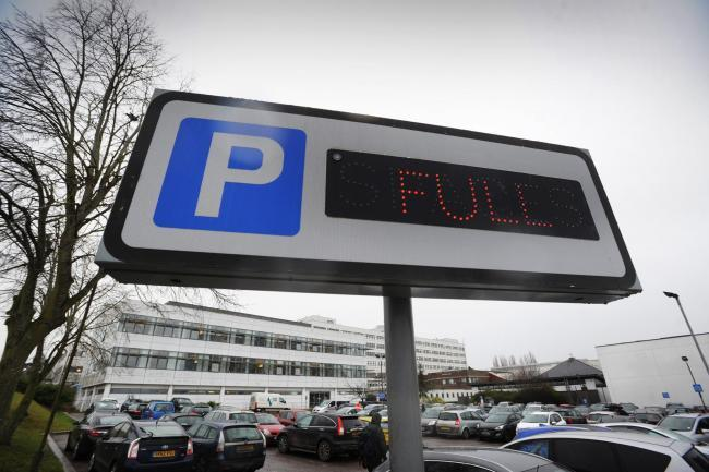 Find out what South Lanarkshire Council car park raked in the most money in one year