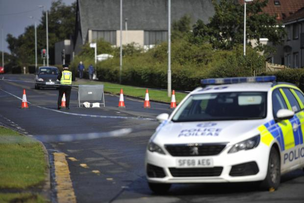 East Kilbride Connect: Police in East Kilbride after a shooting