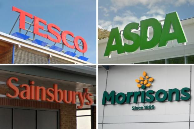 Morrisons, Tesco, Waitrose, Sainsbury's, Asda, Aldi, Lidl, Co-op urgently recall items