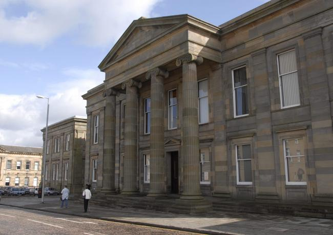 Man appears in court charged with murder following Motherwell disturbance