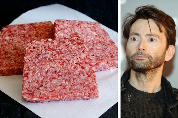 David Tennant slags off square sausage in America - and Scots are not happy