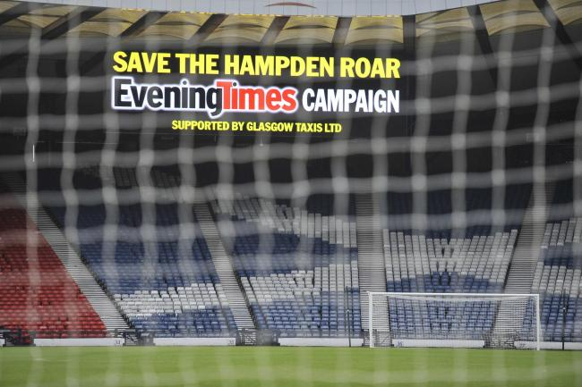 Scottish Football Association 'to stay at Hampden', according to reports