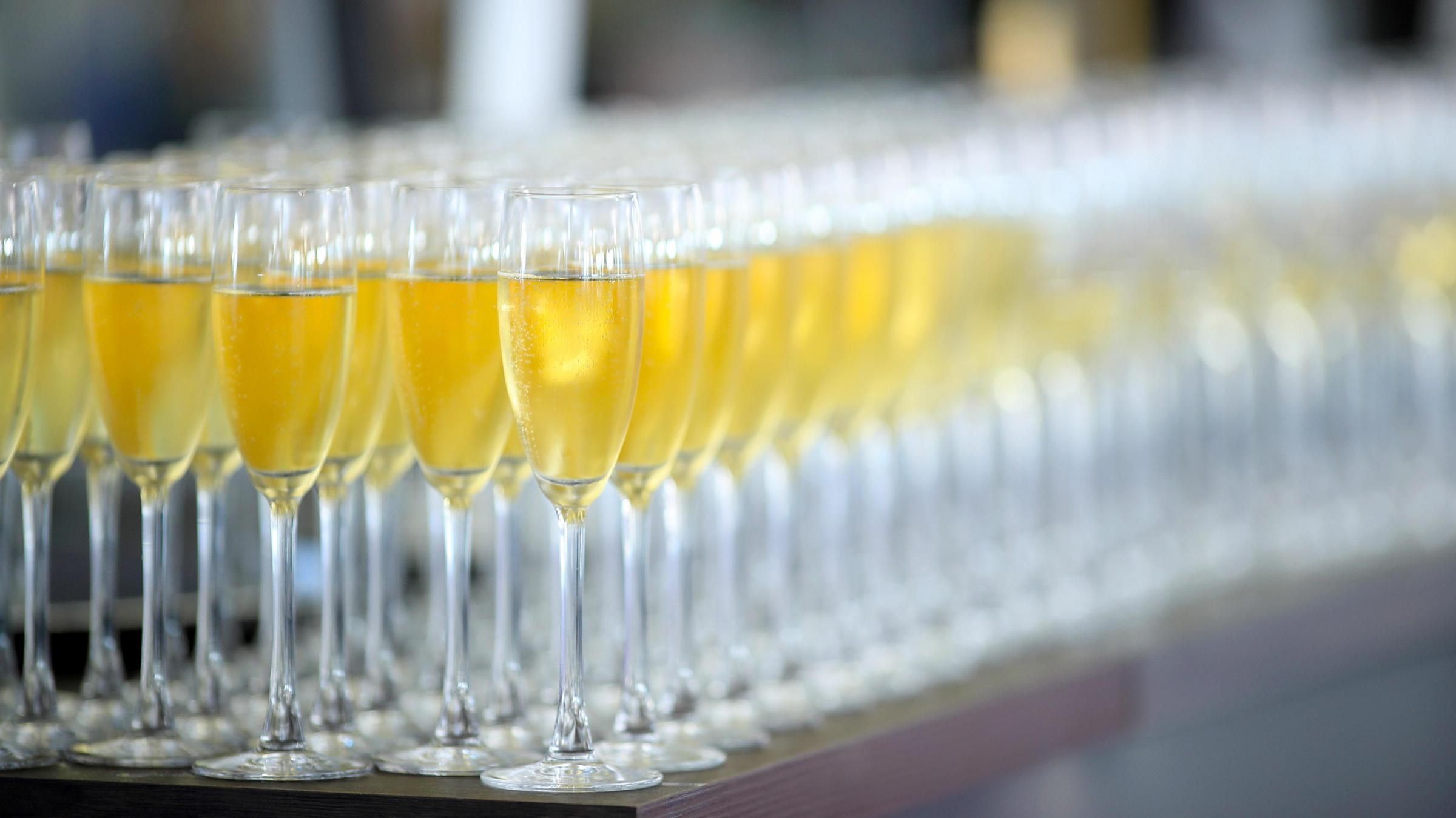 Weekend-long Prosecco festival taking over Glasgow's SEC