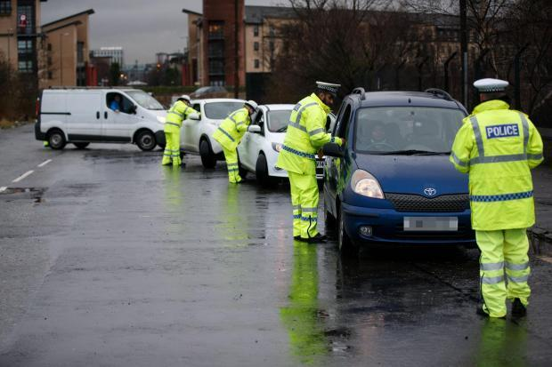 Drink-drivers were up overall over the festive period.