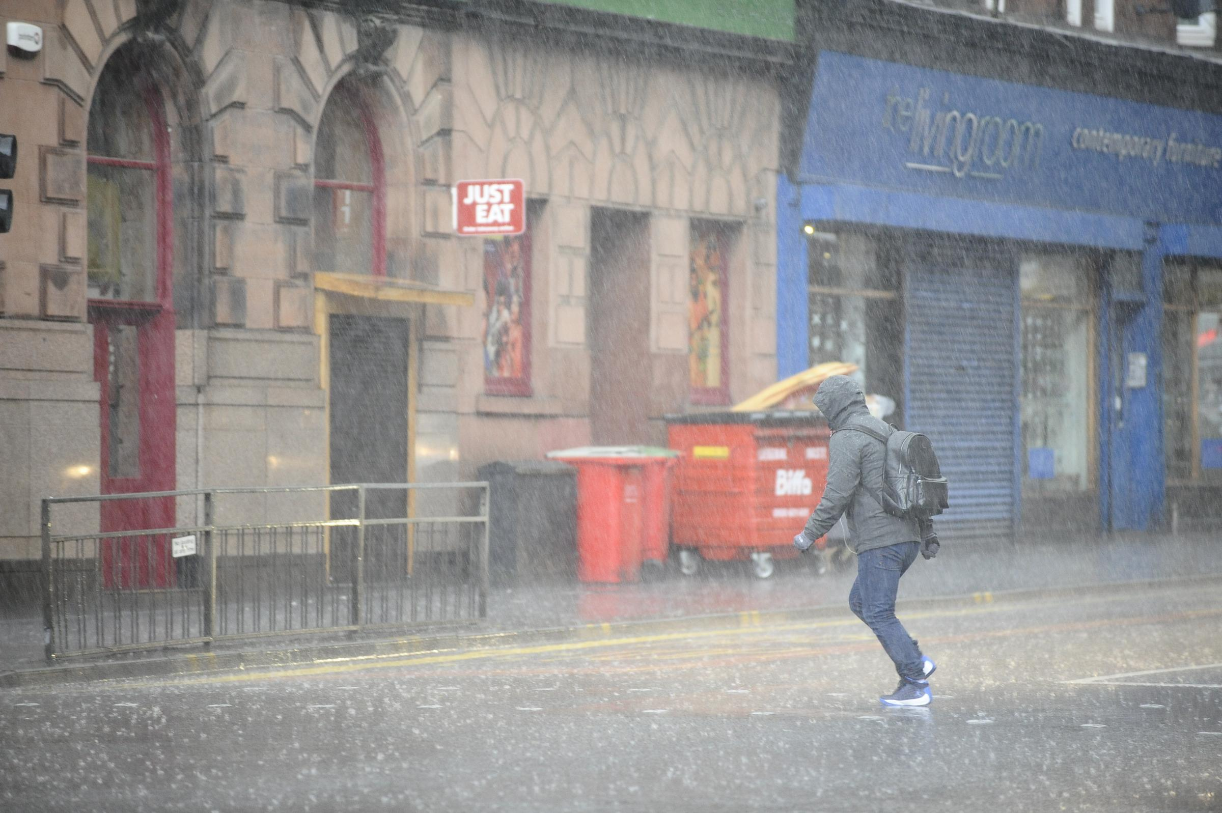 Are you ready for Storm Erik? Here's what the weather experts have to say