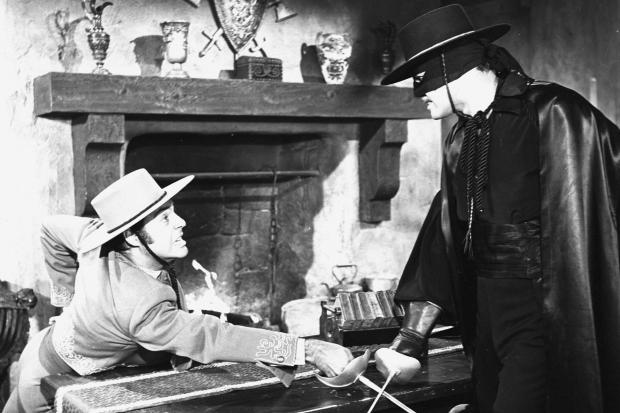 Memories of the silver screen from our readers include westerns and Zorro movies.