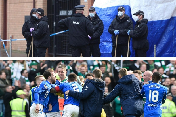 Readers' letters: Clubs need to act on Old Firm violence - their excuses don't wash anymore