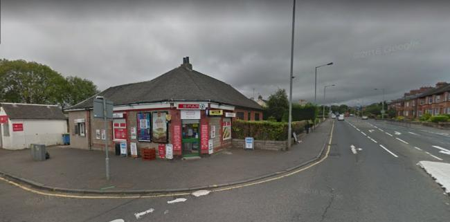 Hunt for masked thug who threatened shopworkers with knife in two robbery bids