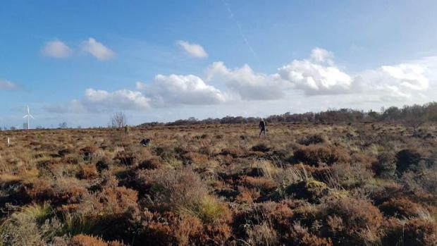 East Kilbride Connect: Picture taken by Fiona McGrevey on the last Bog Squad day.