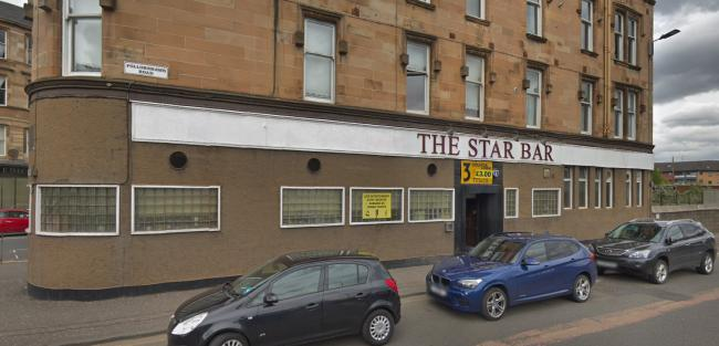 Iconic Glasgow Star Bar on sale for less than most city houses