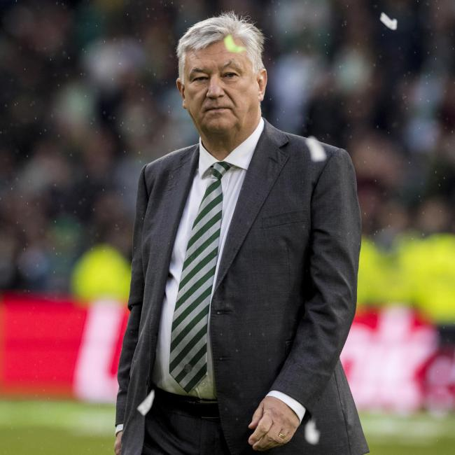 Peter Lawwell is in no doubt that Neil Lennon is the right man for the Celtic job.